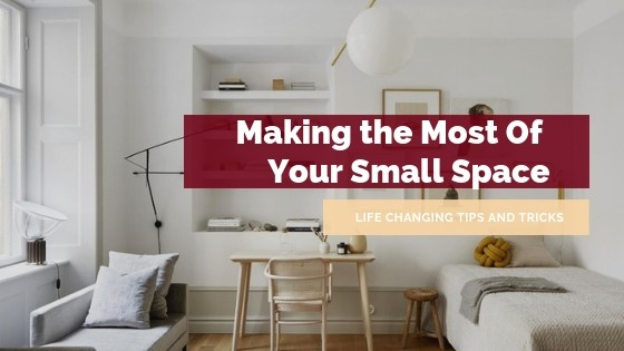 Making the most of your small space
