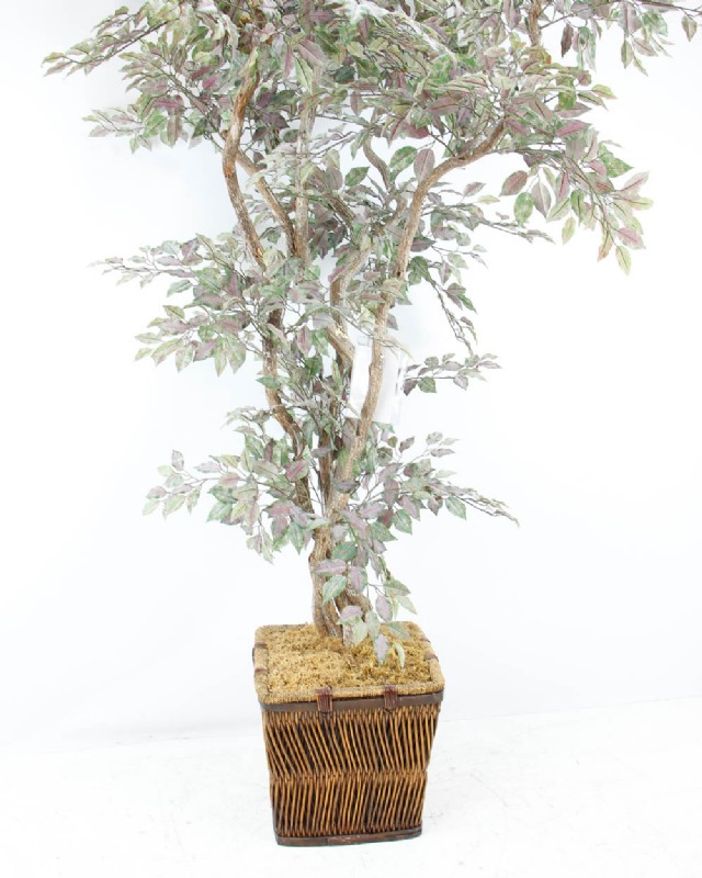 Lifelike Faux Tree