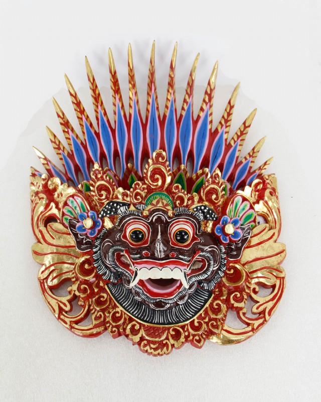 Balinese Hand Painted Mask