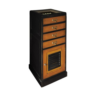 Caddie Cabinet Golf Display Case