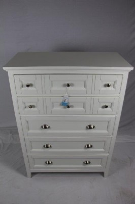 White Youth Dresser