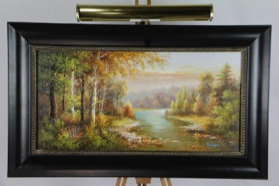 FOREST & POND OIL