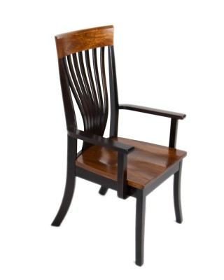 Jamestown Fanback Arm Chair