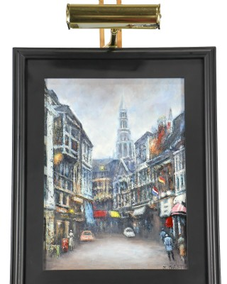 """Paris Street Scene"" MC-559"