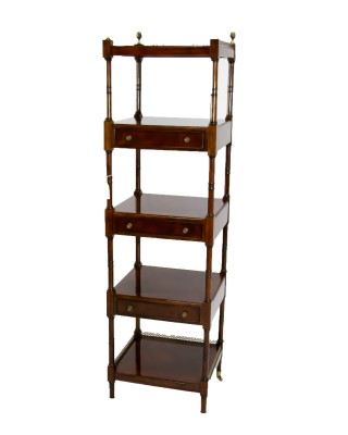 Etagere with Drawers