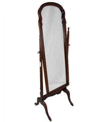 Butler Company Cheval Mirror in Cherry