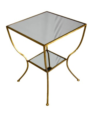 Marcel Gold Leaf Table