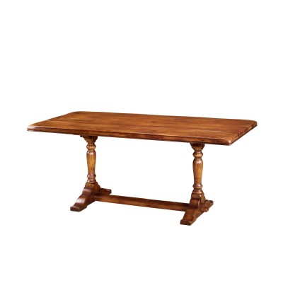 Classic yet Casual The English Refectory Table