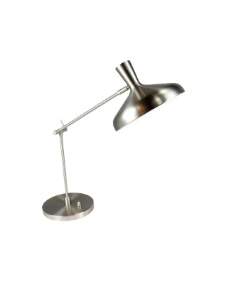 Contemporary Stainless Table Lamp