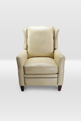 Soft Chamois Power Recliner