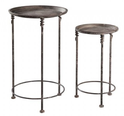 Marketplace Metal Garden Tables