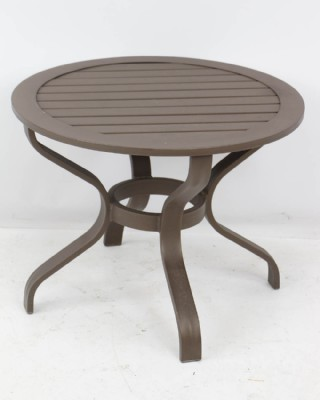 Restoration Hardware Round PatioTable