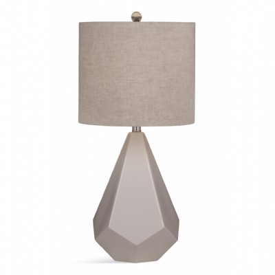 Delaney White table lamp