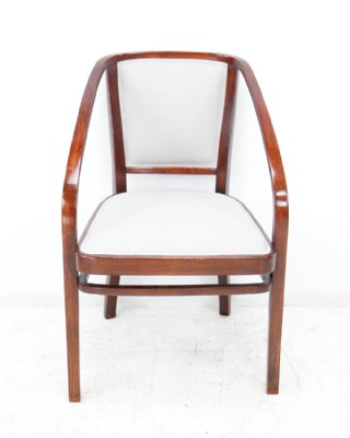 Gustav Siegel Secession Armchair