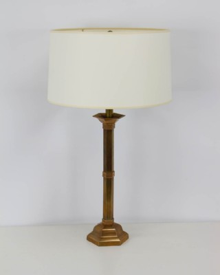A Pair of Art Moderne Table Lamps