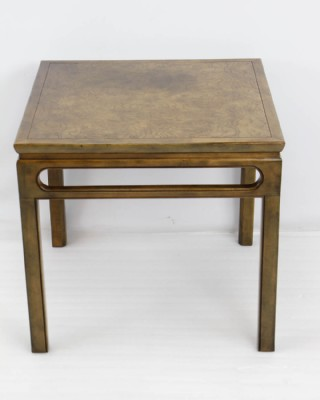 Baker Furniture Mid Century End Table