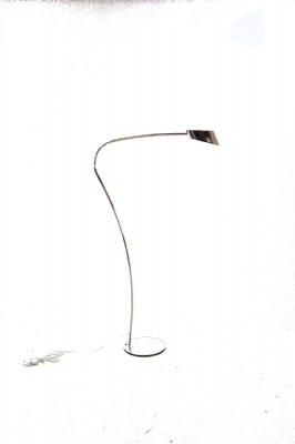 Cattelan Chrome Floor Lamp