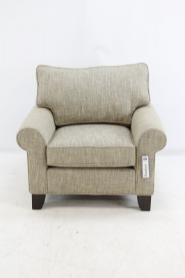 Java Upholstered Arm Chair