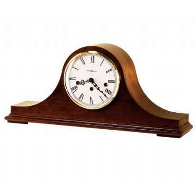 Cherry Finish Mantel Clock