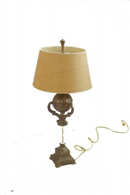Underwriters Table Lamp