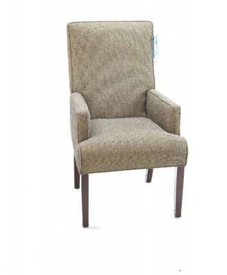 Fully Upholstered Armchair