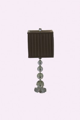Clear Ball Table Lamp