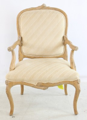 Tree Branch Style Wooden Framed Armchair