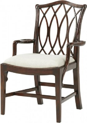 SERPENTINE SIDE CHAIR