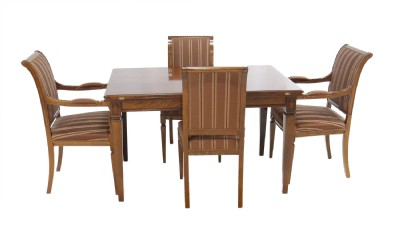 Villa Borghese Dining Table & Chairs