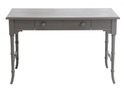 Gloucester Grey Wooden Painted Desk