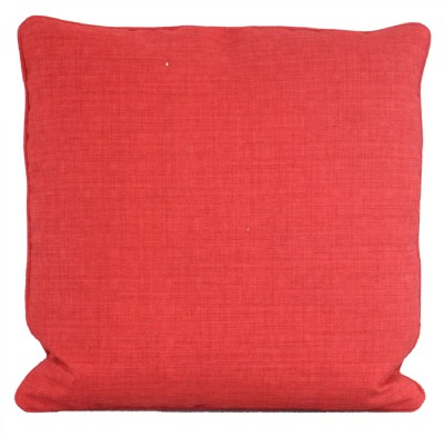 Red Down Filled  Pillow