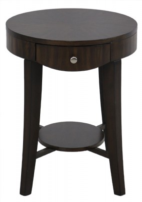 Astar Oval End Table