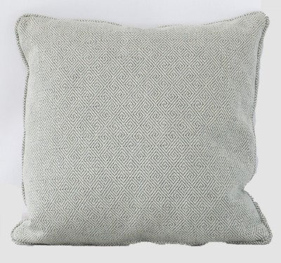 Custom Light Green Down Feathered Pillow
