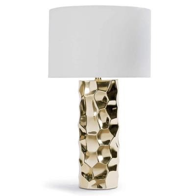 Regina Andrew Daphne Brushed Gold Table Lamp