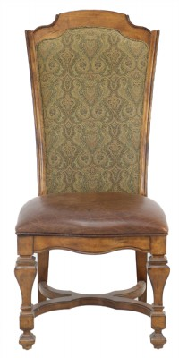 Set of Six Tuscan Style DIning Chairs