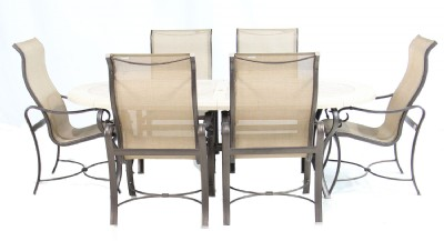 Tropitone Montreux Outdoor Patio Set