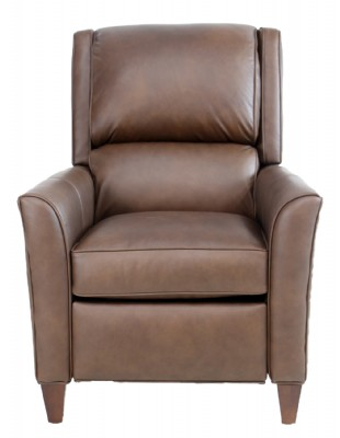 Leather Reclining Lounger