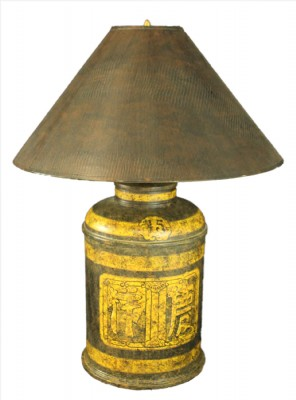 Asian Style Table Lamp