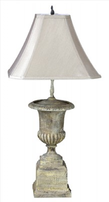 Urn Style Table Lamp