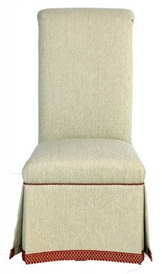 Set of Six Edna Slipper Dining Chairs