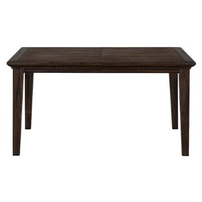 Geneva Hills Wire-Brushed Dining Table