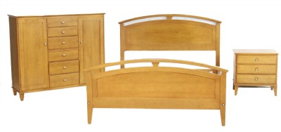 Elements Queen Bedroom Set