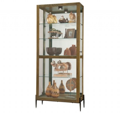 Sliding Door Display Cabinet