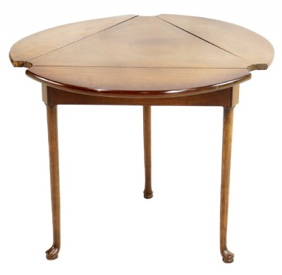 Tri Fold Top Table (Priced As Is)
