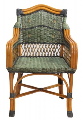 Grange Rattan & Wicker Chair Set