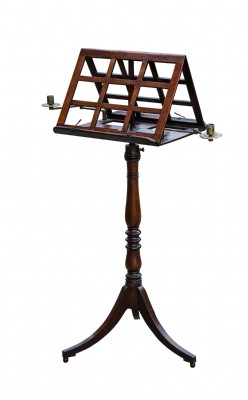 Regency Antique Music Stand