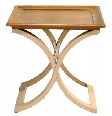 Wheat Top Sqaure Table