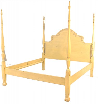 Habersham King Size Four Poster Bed