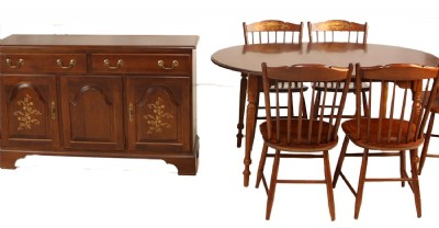 Hitchcock Harvest Dining Room Set