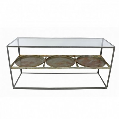 Trays Display Console Table